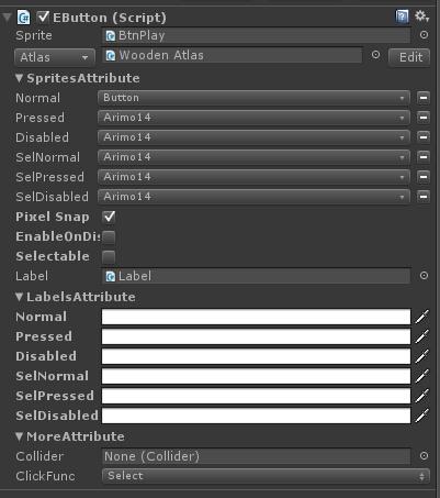 Unity插件编写,组件扩展