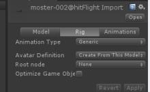 unity5.x代码创建AnimatorController状态机